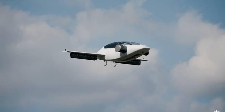 Les investisseurs misent gros sur la voiture volante Lilium Jet