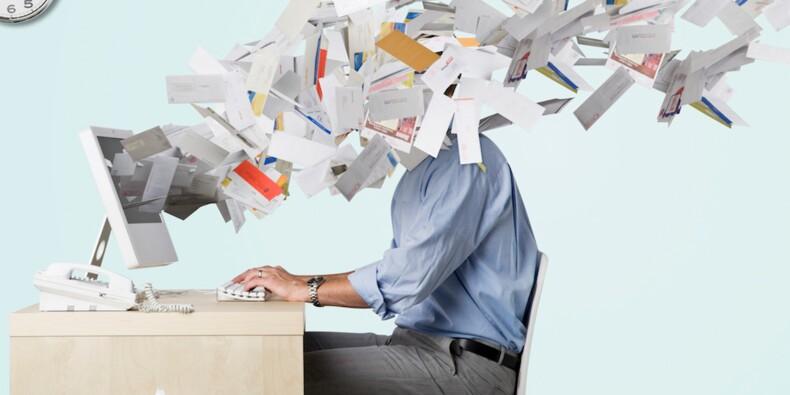 Vous croulez sous les e-mails ? Nos 5 conseils pour les gérer