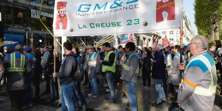 GMD reprend enfin GM&S... et sa CGT