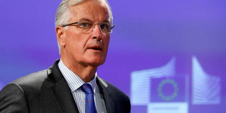 Bruxelles s'inquiète de la position de Londres sur ses frontières