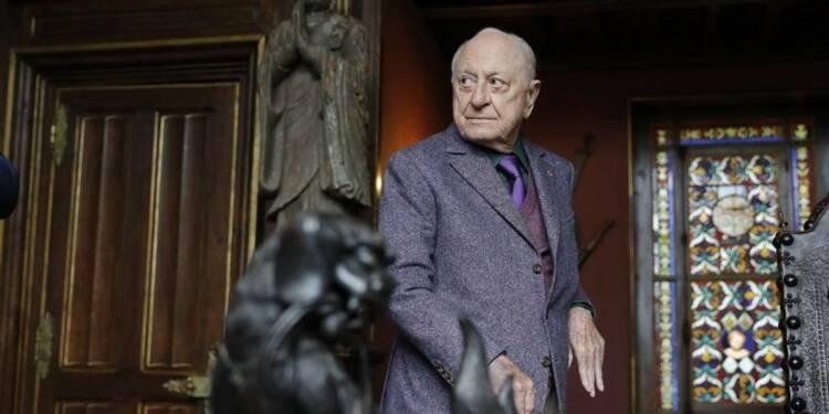 Décès de Pierre Bergé, homme d'affaires amoureux des arts
