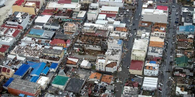 Irma: Neuf morts et sept disparus dans les îles françaises