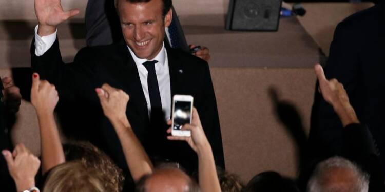 Macron souhaite renouer avec les voeux à la presse