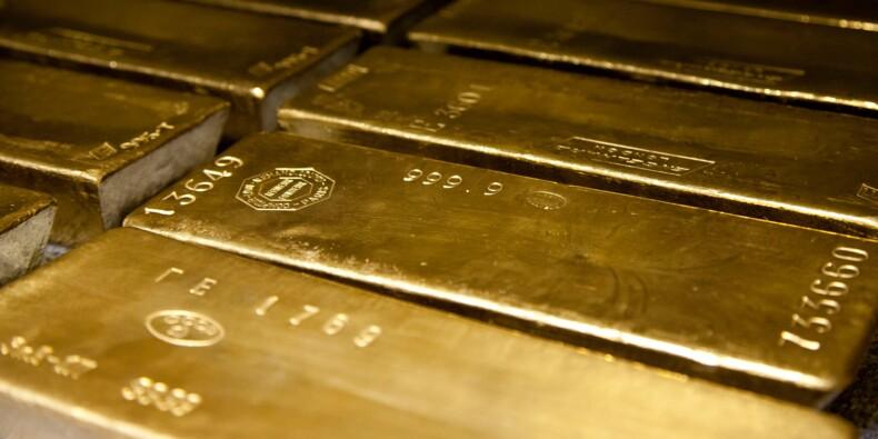 L'or s'est envolé de 12% en un mois, la hausse va-t-elle continuer ?