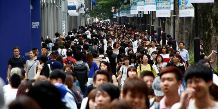 Japon: Nette révision en baisse de la croissance du 2e trimestre
