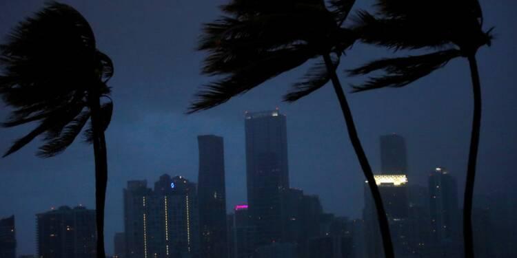 L'ouragan Irma menace maintenant la Floride