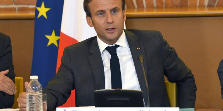 Logement : Macron veut sortir 100.000 personnes de situations très précaires