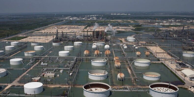 Reprise de la production dans la plus grande raffinerie des Etats-Unis