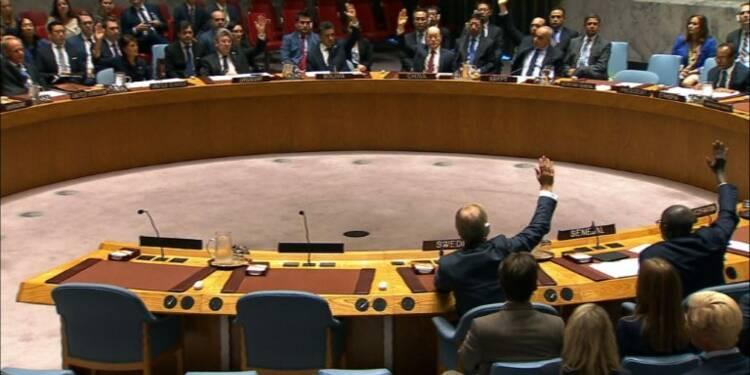 L'ONU impose de nouvelles sanctions à la Corée du Nord
