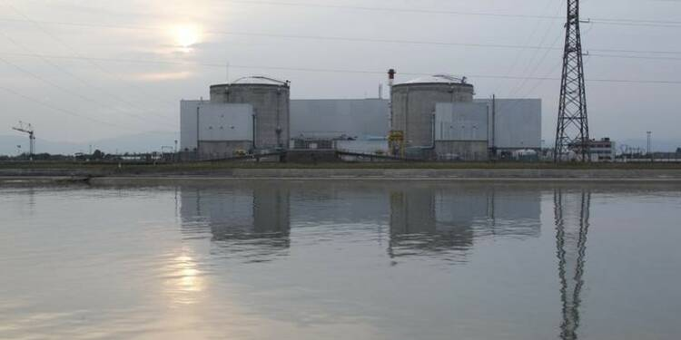 Le suisse CNP arrête son contrat avec EDF — Fessenheim