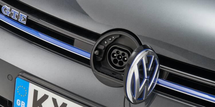 Volkswagen va investir 20 milliards d'euros pour des versions électriques de ses modèles