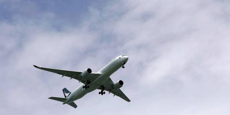 A finalisé une commande avec Cathay Pacific — Airbus
