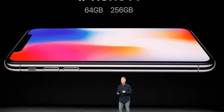 L'iPhone X commercialisé trop tard pour sauver le Noël d'Apple ?