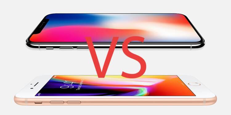 L'iPhone X est trop cher? Pourquoi l'iPhone 8 Plus peut largement suffire