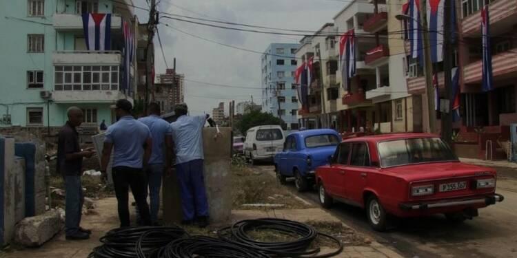Irma: une partie de Cuba toujours privée d'électricité et d'eau