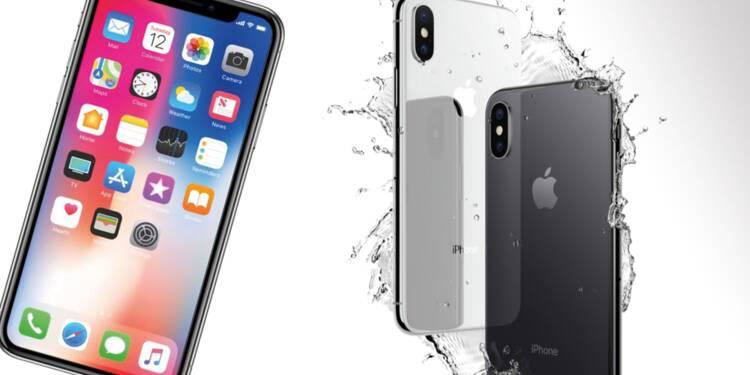1.159 euros… Pourquoi l'iPhone X est beaucoup plus cher en France qu'aux Etats-Unis