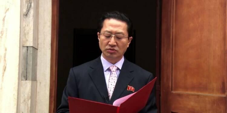Pérou: l'ambassadeur de Corée du Nord réagit à son expulsion