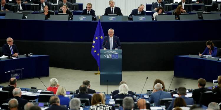 Juncker exhorte les Vingt-Sept à profiter de l'embellie pour relancer l'UE