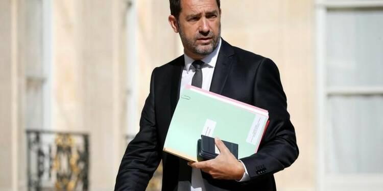 Le gouvernement ne tolèrera pas le blocage de la France-Castaner