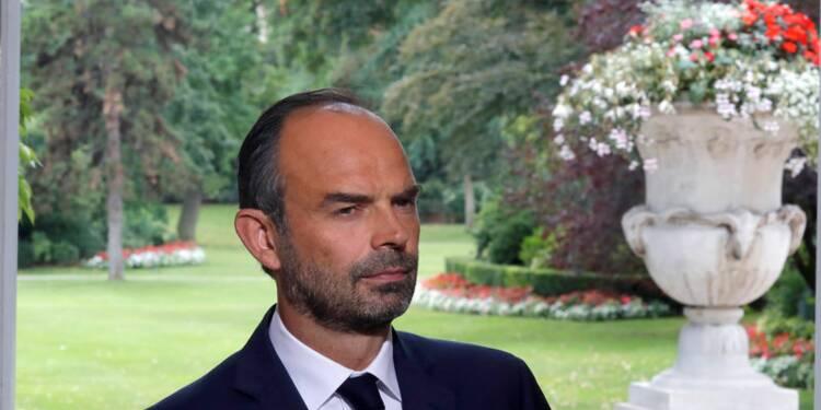 """Philippe promet des réformes """"plus essentielles"""" que le Travail"""