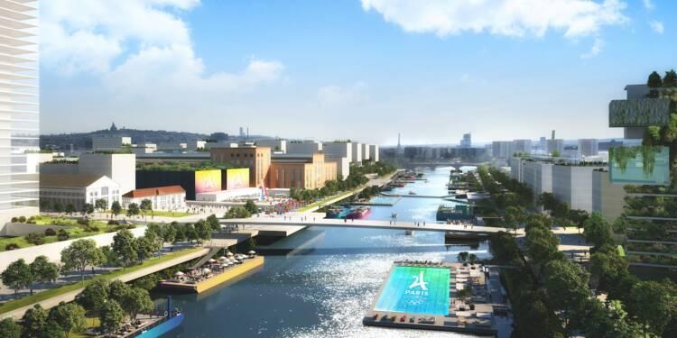 À quoi ressemblera Paris lors des JO 2024 — Infrastructures sportives
