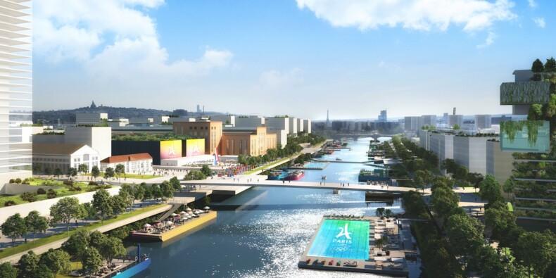 Paris 2024 : profitez du boom immobilier à venir sur l'Ile-Saint-Denis