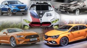 Salon de l'auto de Francfort 2017 : les nouveautés les plus attendues en images