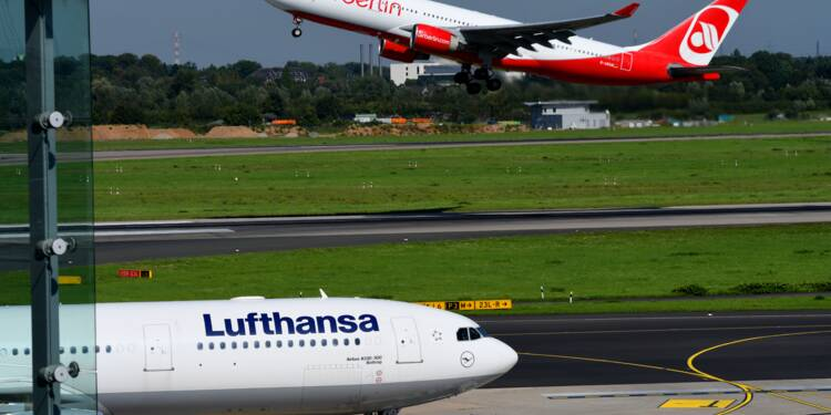 Lufthansa veut reprendre jusqu'à 78 appareils d'Air Berlin