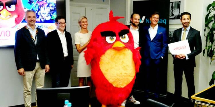 Angry Birds : l'éditeur du jeu vidéo est valorisé 1 milliard pour son entrée en Bourse