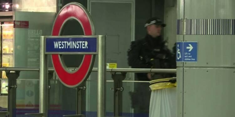 Attentat de Londres: une arrestation