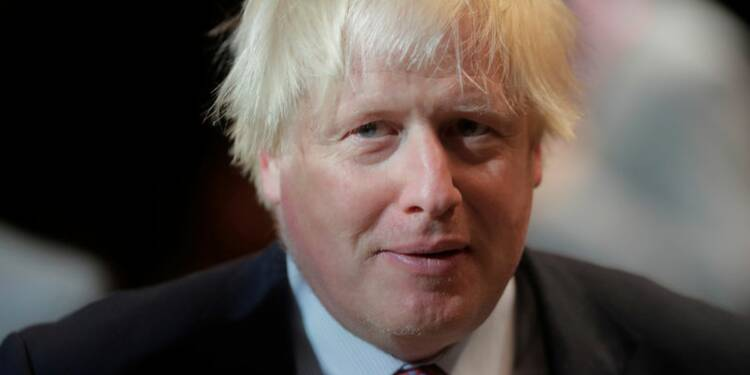 "GB: Boris Johnson expose sa vision d'un Brexit ""glorieux"""