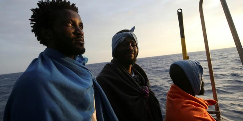 Un millier de migrants interceptés par la garde-côtes libyenne