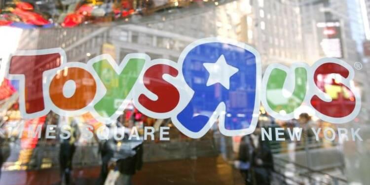 Toys 'R' Us bientôt en faillite ?