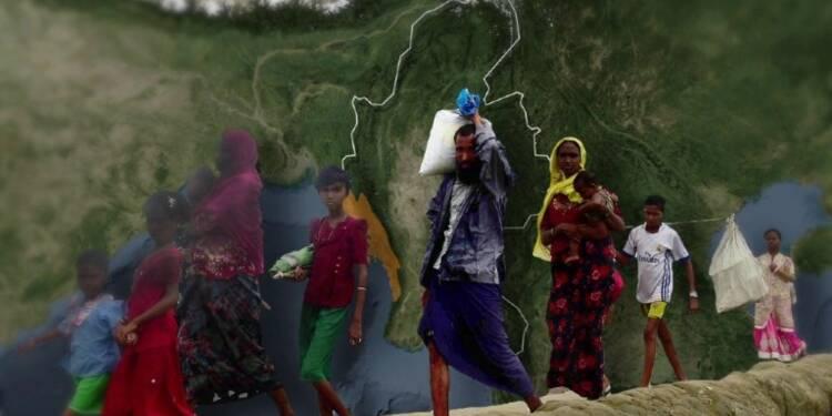Les Rohingyas de Birmanie: une minorité musulmane apatride