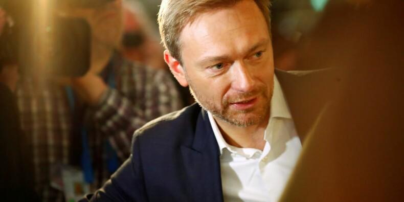 Le FDP allemand hostile aux propositions Macron sur l'Europe