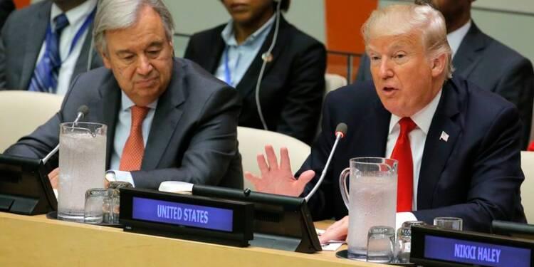 Donald Trump juge l'Onu handicapée par la mauvaise gestion