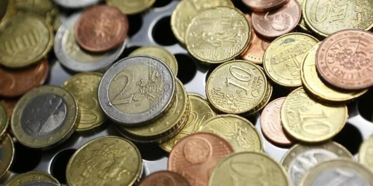 Inflation confirmée à +1,5% sur un an en zone euro