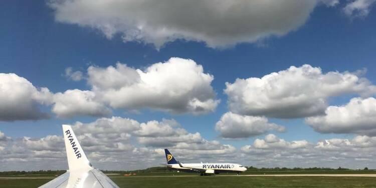Ryanair paie le prix de ses annulations de vols