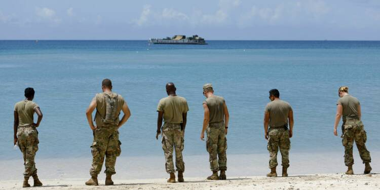 L'ouragan Maria approche des Antilles en se renforçant