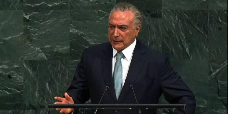 ONU: le président brésilien dénonce la situation au Venezuela
