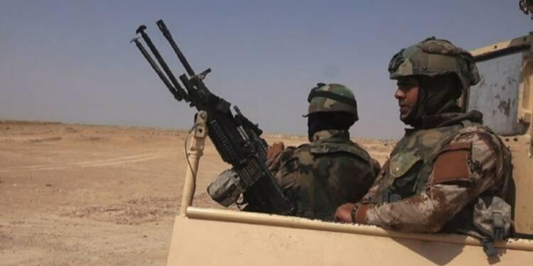 Irak: combats près du dernier fief de l'EI près de la Syrie