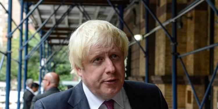 Brexit: Boris Johnson dément avoir l'intention de démissionner