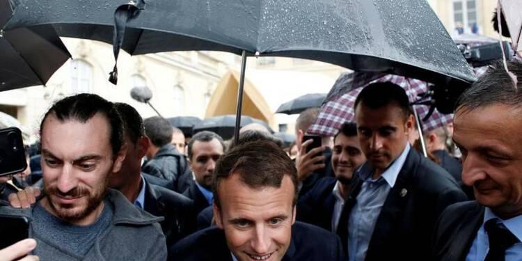 """Climat: Macron ne """"cédera rien"""" aux équilibres de l'accord de Paris"""