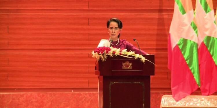 Rohingyas: Suu Kyi tente de rassurer l'ONU