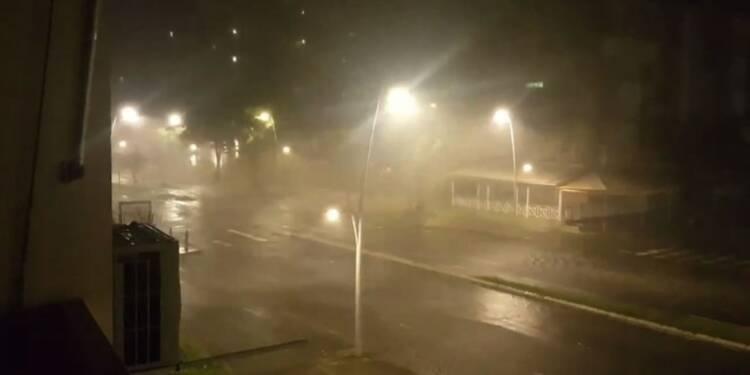 Après la Martinique, la Guadeloupe secouée par l'ouragan Maria