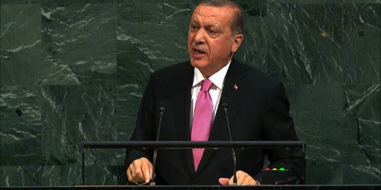 Erdogan appelle à l'annulation du référendum au Kurdistan