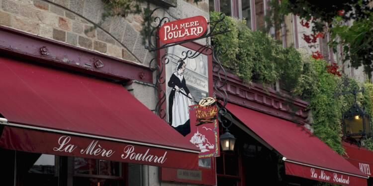 Mont-Saint-Michel : La Mère Poulard a eu les yeux plus gros que le ventre!