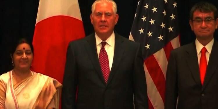 """Corée du N.: une """"vision unanime"""" du Conseil de sécurité"""