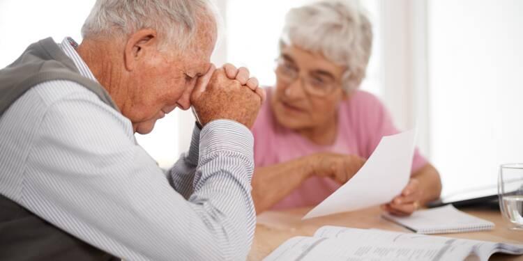 Coup de bambou pour les retraités : les pensions risquent d'être gelées en 2018 !
