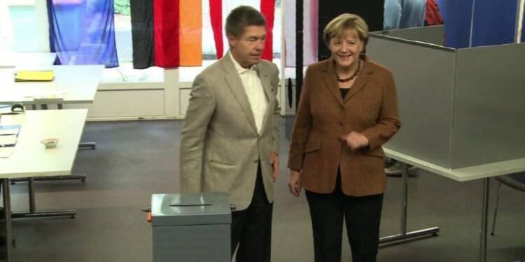 Angela Merkel, une sobriété implacable au pouvoir